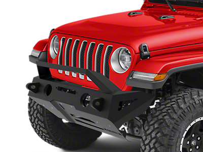 ICI Magnum RT Series Front Bumper (2018 Jeep Wrangler JL)