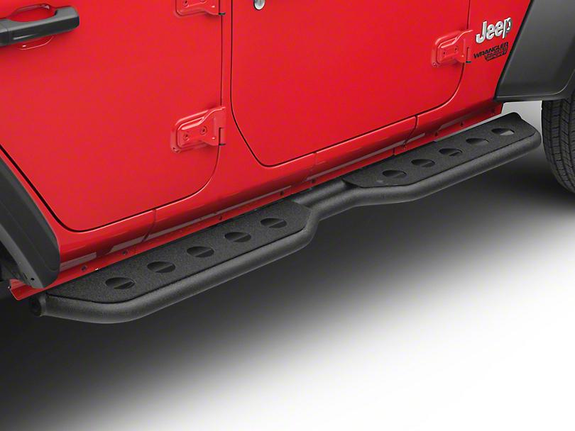 Barricade Extreme Heavy Duty Rocker Steps (18-19 Jeep Wrangler JL 4 Door)