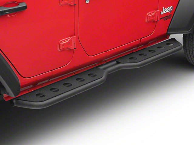 Barricade Extreme Heavy Duty Rocker Steps (18-20 Jeep Wrangler JL 4 Door)