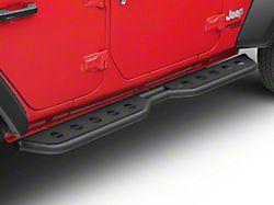 Barricade Extreme Heavy Duty Rocker Steps (18-21 Jeep Wrangler JL 4-Door)