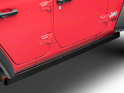 Barricade Rubi Rails (2018 Jeep Wrangler JL 4 Door)
