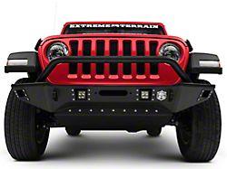 Deegan 38 Skid Plate for D38 Front Bumper (18-20 Jeep Wrangler JL)