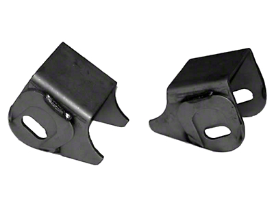 Rugged Ridge Front Lower Control Arm Mount Set (97-06 Jeep Wrangler TJ)