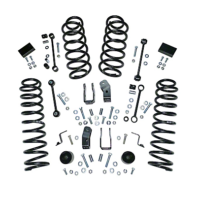SuperLift 2.5 in. Suspension Lift Kit (2018 Jeep Wrangler JL 4 Door)