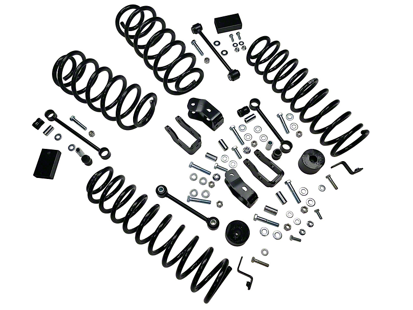 SuperLift 2.5 in. Suspension Lift Kit w/ Fox Shocks (18-20 Jeep Wrangler JL 4 Door)