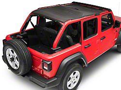 RedRock 4x4 FullShade Top for Hard Tops (18-20 Jeep Wrangler JL 4 Door)