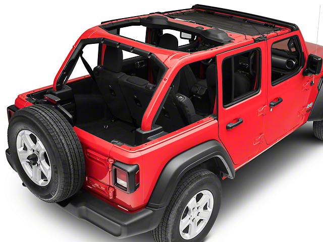 TruShield HalfShade Top (18-20 Jeep Wrangler JL 4 Door)