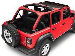 RedRock 4x4 HalfShade Top (18-21 Jeep Wrangler JL 4-Door)