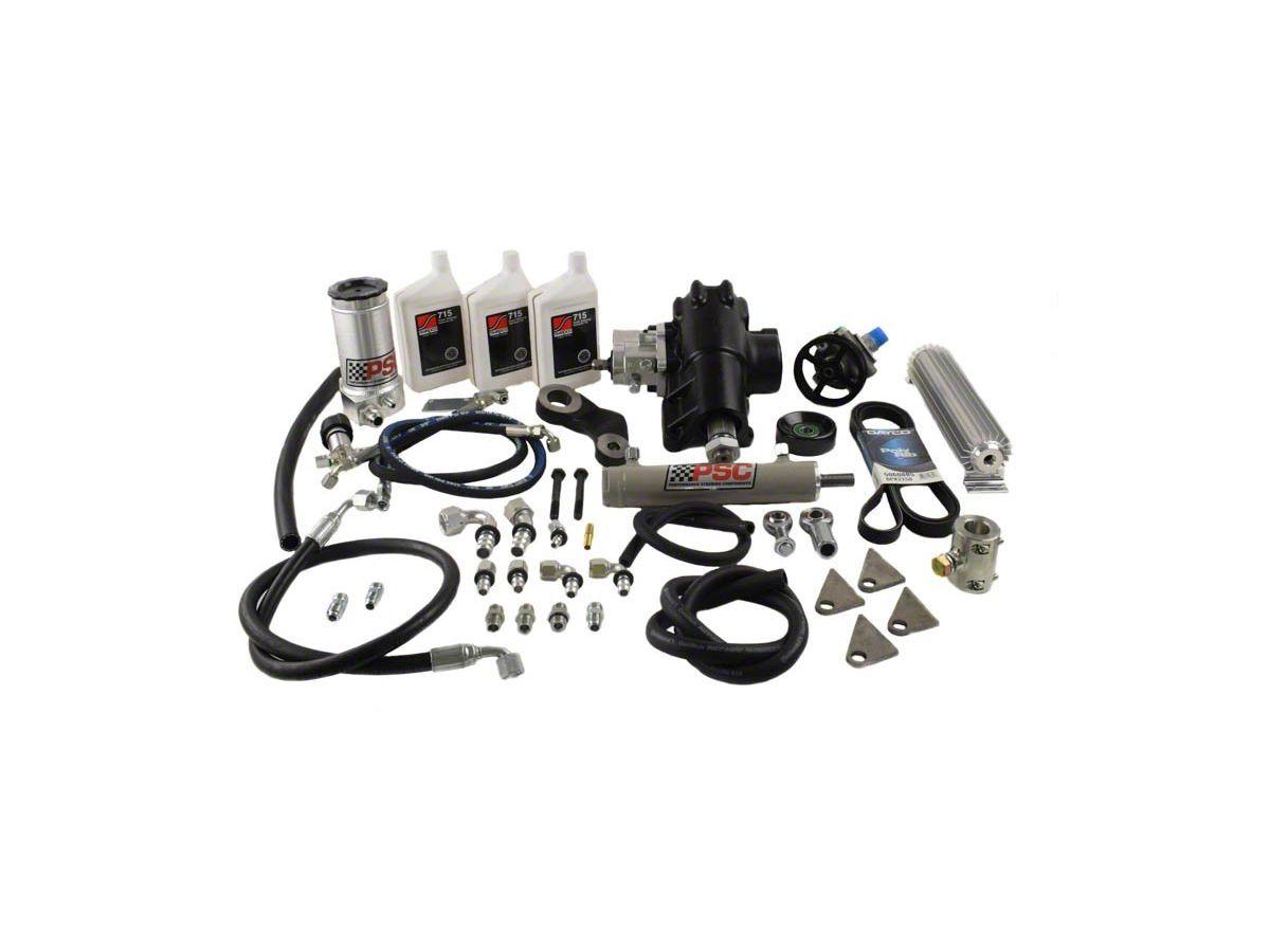 Big Bore XD Steering Cylinder Assist Kit for 1 Ton Axles (07-11 3 8L Jeep  Wrangler JK)