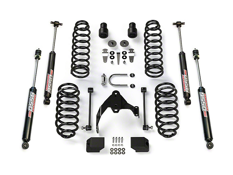 Teraflex 2.5 in. Lift Kit w/ 9550 VSS Shocks (07-18 Jeep Wrangler JK 4 Door)