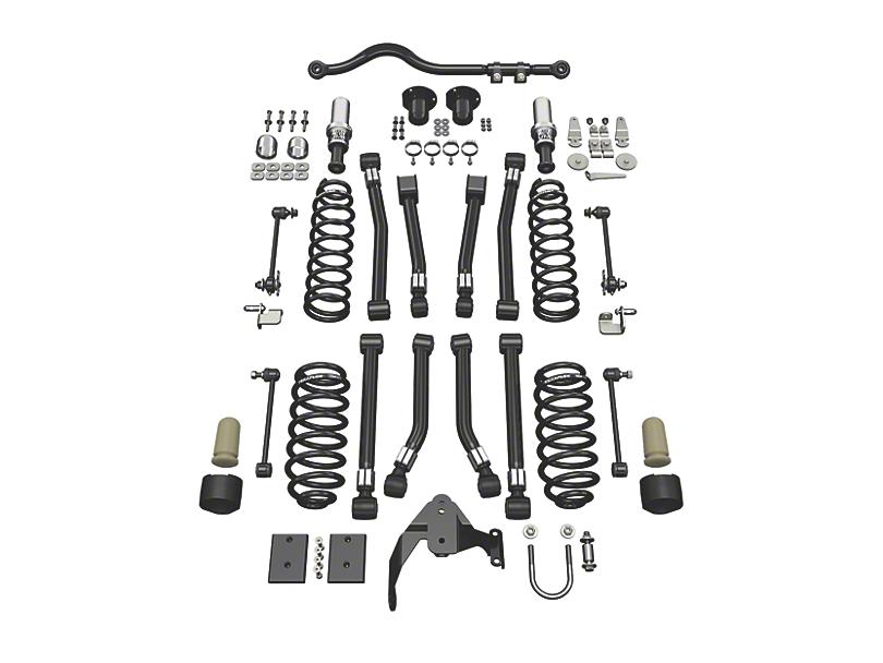Teraflex 3 in. Alpine CT3 Suspension Lift Kit (07-18 Jeep Wrangler JK 4 Door)