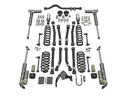 Teraflex 3 in. Alpine CT3 Suspension Lift Kit w/ Falcon 3.2 Shocks (07-18 Jeep Wrangler JK 4 Door)