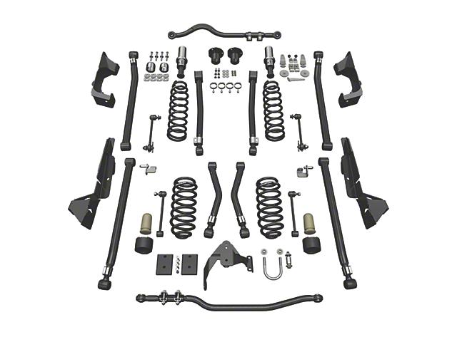 Teraflex 4-Inch Alpine CT4 Suspension Lift Kit (07-18 Jeep Wrangler JK 4 Door)