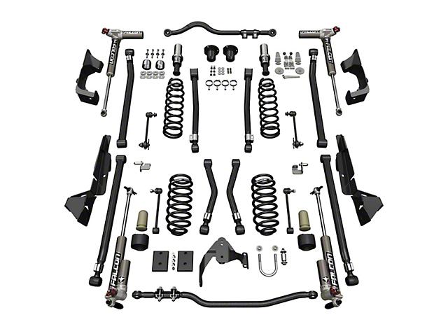 Teraflex 4 in. Alpine CT4 Suspension Lift Kit w/ Falcon 3.3 Shocks (07-18 Jeep Wrangler JK 4 Door)