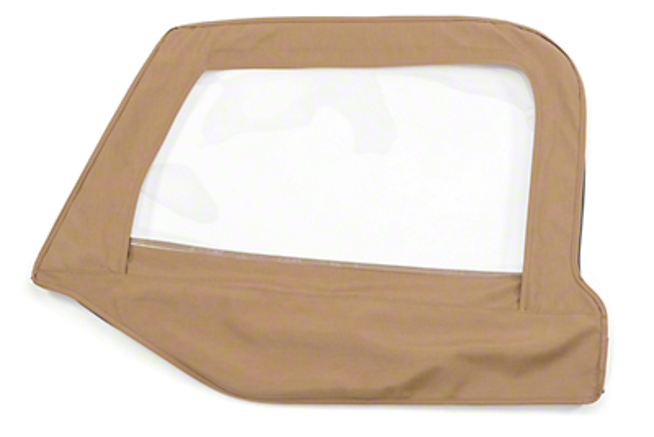 MasterTop Replacement Door Skin - Spice Diamond - Driver Side (97-06 Jeep Wrangler TJ)