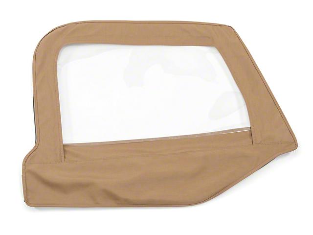 MasterTop Replacement Door Skin - Spice Diamond - Passenger Side (97-06 Jeep Wrangler TJ)