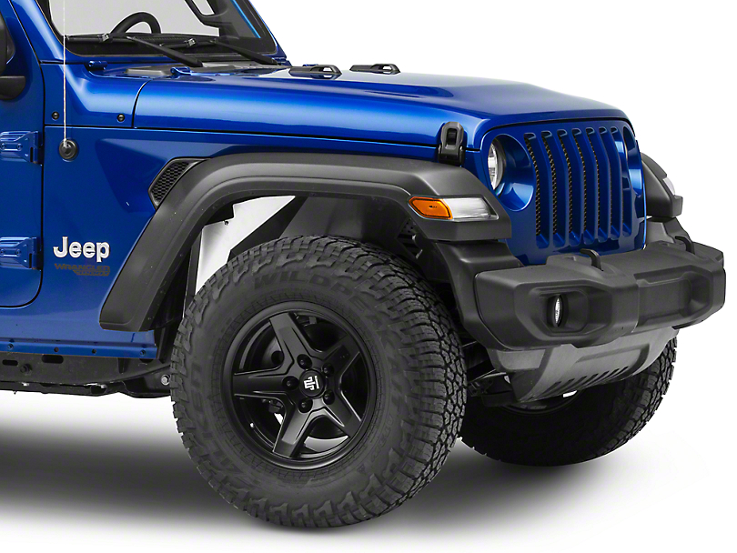 Artec Industries Front Inner Fenders - Freedom Edition (2018 Jeep Wrangler JL)