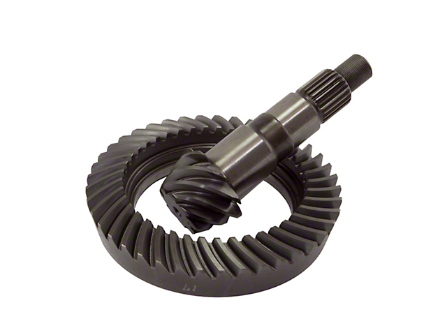 Alloy USA Dana 30 Front Axle Ring Gear and Pinion Kit - 3.73 Gears (07-18 Jeep Wrangler JK)