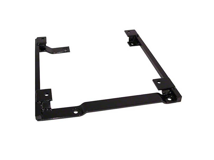 Rugged Ridge Front Seat Adapter Left Side (97-02 Jeep Wrangler TJ)