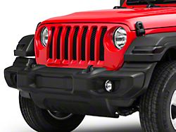 Front Light Tint - Dark (18-20 Jeep Wrangler JL)