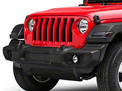 Front Light Tint - Light (18-19 Jeep Wrangler JL)