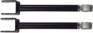 Rock Krawler Front Upper Adjustable Control Arms (97-06 Jeep Wrangler TJ)