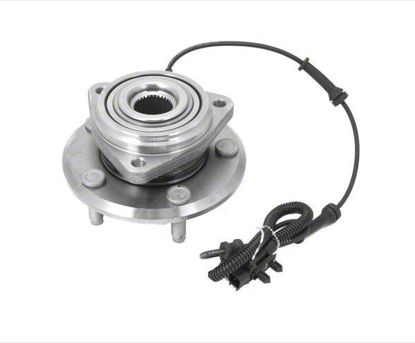 Front Wheel Hub w/ Bearing (07-18 Jeep Wrangler JK)