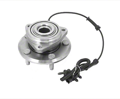 Omix-ADA Front Wheel Hub w/ Bearing (07-18 Wrangler JK)