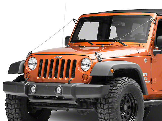 Steinjager Limb Riser Kit - Body Mount (07-18 Jeep Wrangler JK)