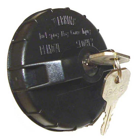 Omix-ADA Gas Cap - Locking (91-95 Wrangler YJ)