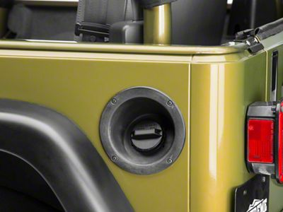 Omix-ADA Non-Vented Gas Cap - Non-Locking (91-00 Jeep Wrangler YJ & TJ)