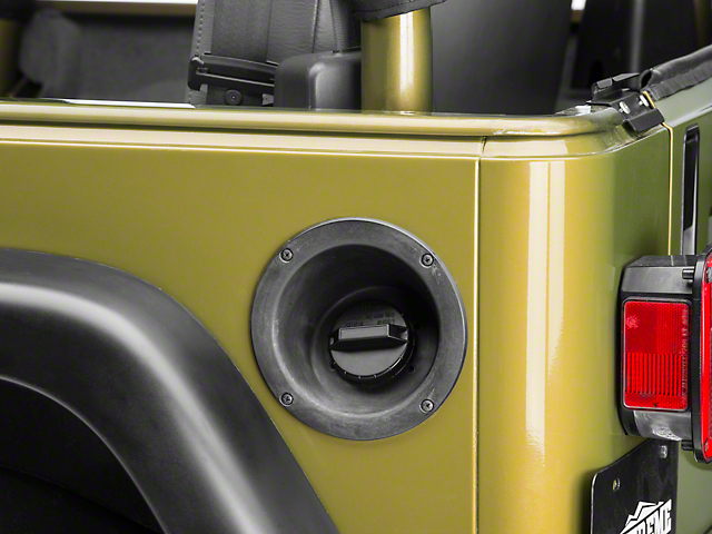 Non-Vented Gas Cap - Non-Locking (91-00 Jeep Wrangler YJ & TJ)