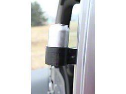 Steinjager Side Mounted Magnetic Can Holder (07-18 Jeep Wrangler JK)