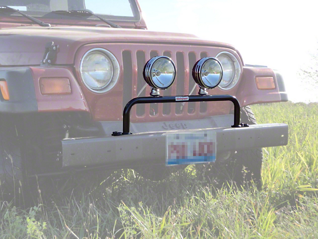 Steinjager Grille Guard (97-06 Jeep Wrangler TJ)