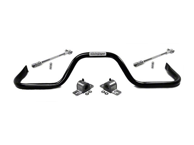 Steinjager Rear Sway Bar Quick Disconnect End Link Kit for 4 in. Lift (97-06 Jeep Wrangler TJ)