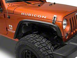 Go Rhino 3 in. Roadline Front Fenders (07-18 Jeep Wrangler JK)