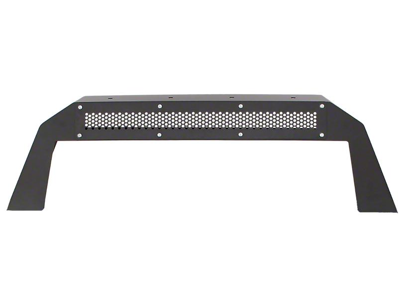 Go Rhino Rockline Light Bar Mount for BRJ Front Bumper (07-18 Jeep Wrangler JK)