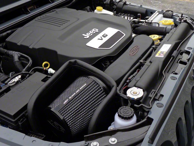 R2C Performance Cold Air Intake (12-18 3 6L Jeep Wrangler JK)