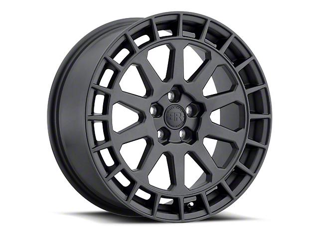Black Rhino Boxer Gunblack Wheel - 15x7 (97-06 Jeep Wrangler TJ)