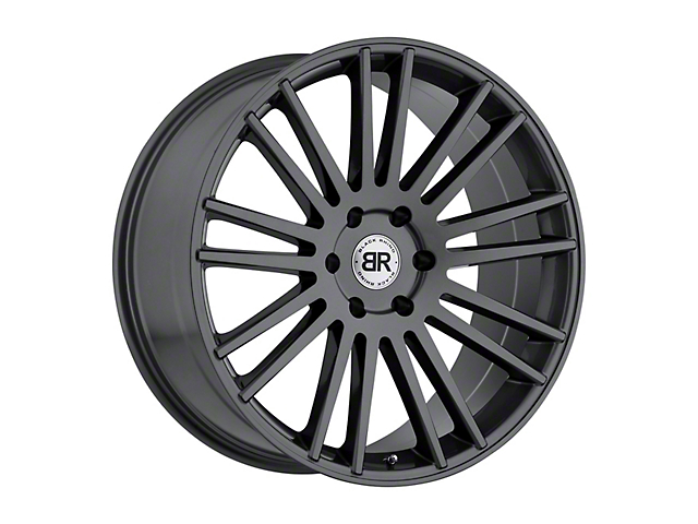 Black Rhino Kruger Gloss Gunmetal Wheel - 18x8.5 (97-06 Jeep Wrangler TJ)