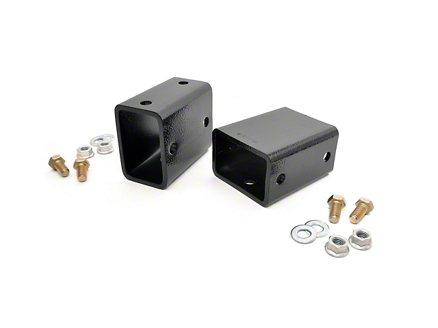Rough Country Jeep Wrangler Rear P Stop Extension Kit For 3 6 In Lift 1119 07 18 Jk