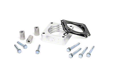 Rough Country Throttle Body Spacer (87-06 2.5L & 4.0L Jeep Wrangler YJ & TJ)