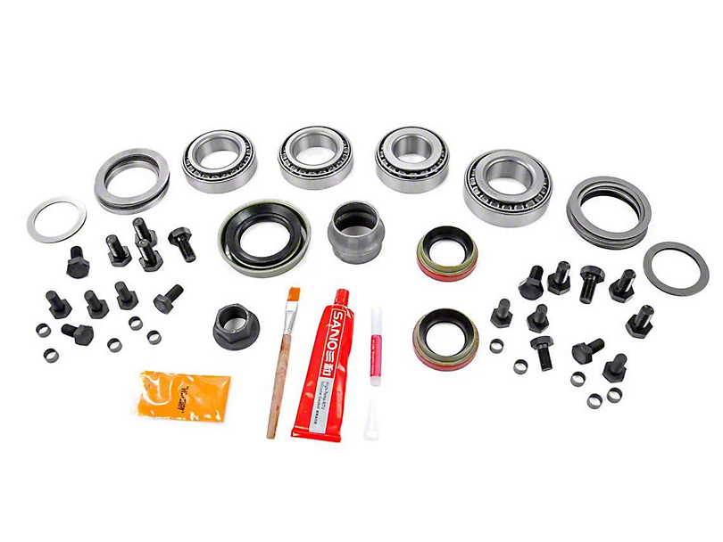 Rough Country Dana 30 Master Install Kit (97-06 Jeep Wrangler TJ)