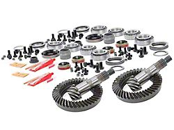Rough Country Dana 30 Front Axle/44 Rear Axle Ring and Pinion Gear Kit with Install Kit; 4.88 Gear Ratio (07-18 Jeep Wrangler JK, Excluding Rubicon)