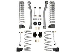 Rubicon Express 2.50-Inch Super-Ride Suspension Lift Kit with Shock Extensions (18-20 Jeep Wrangler JL 4 Door)
