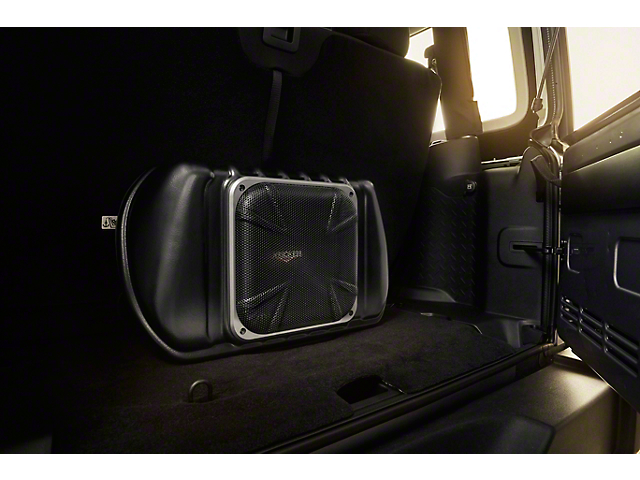 Kicker VSS PowerStage Subwoofer Upgrade System (07-18 Jeep Wrangler JK)