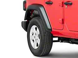 DV8 Off-Road Rear Aluminum Inner Fenders - Raw (18-19 Jeep Wrangler JL)