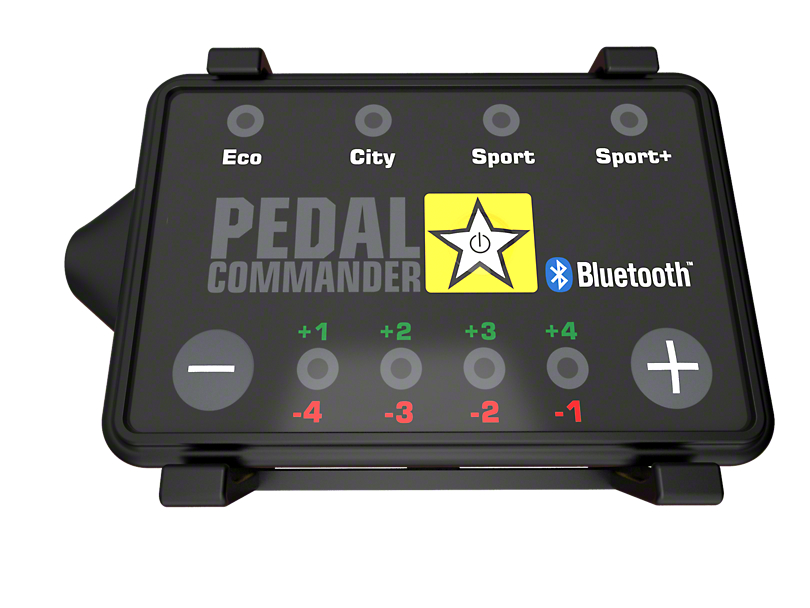 Pedal Commander Bluetooth Throttle Response Controller (18-20 Jeep Wrangler JL)