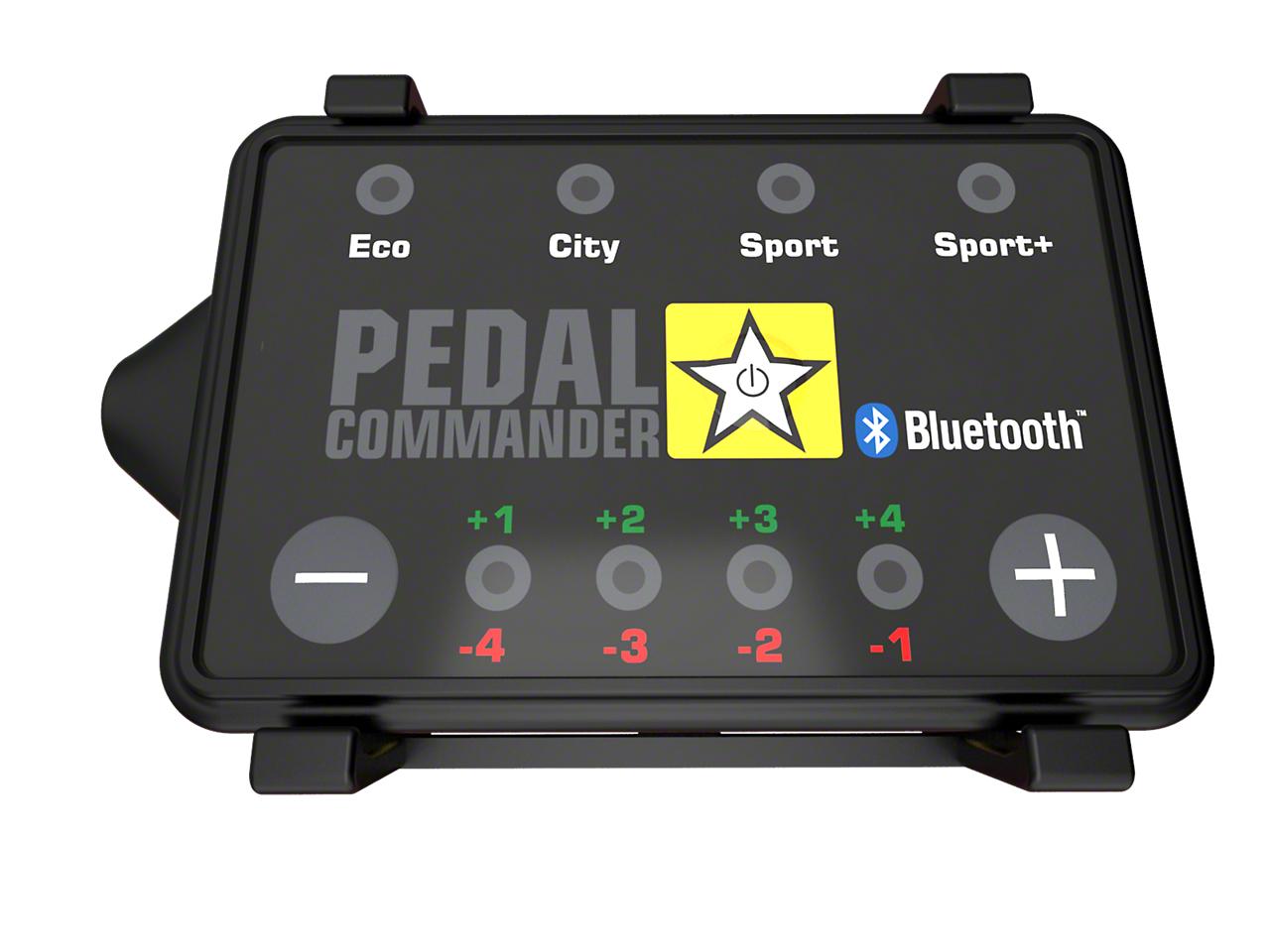 Pedal Commander Bluetooth Throttle Response Controller (2018 Jeep Wrangler JL)