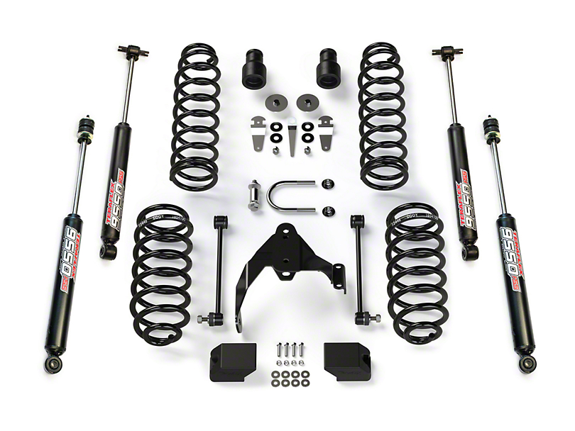 Teraflex 2.5 in. Lift Kit w/ 9550 VSS Shocks (07-18 Jeep Wrangler JK 4 Door)